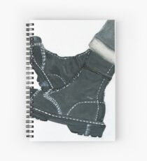 What's Up Doc Martins Spiral Notebook
