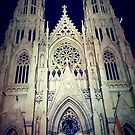 St Patrick's Cathedral by Phyxius