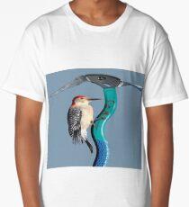 bird Long T-Shirt