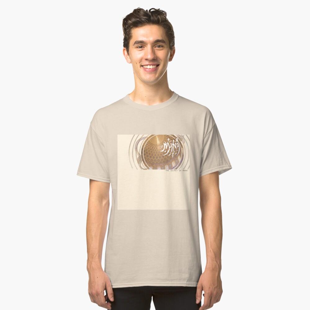 The Secret of Mana Classic T-Shirt Front
