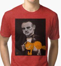 The God feild Tri-blend T-Shirt