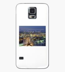 To Think That In Such A Place I Led Such A Life Case/Skin for Samsung Galaxy