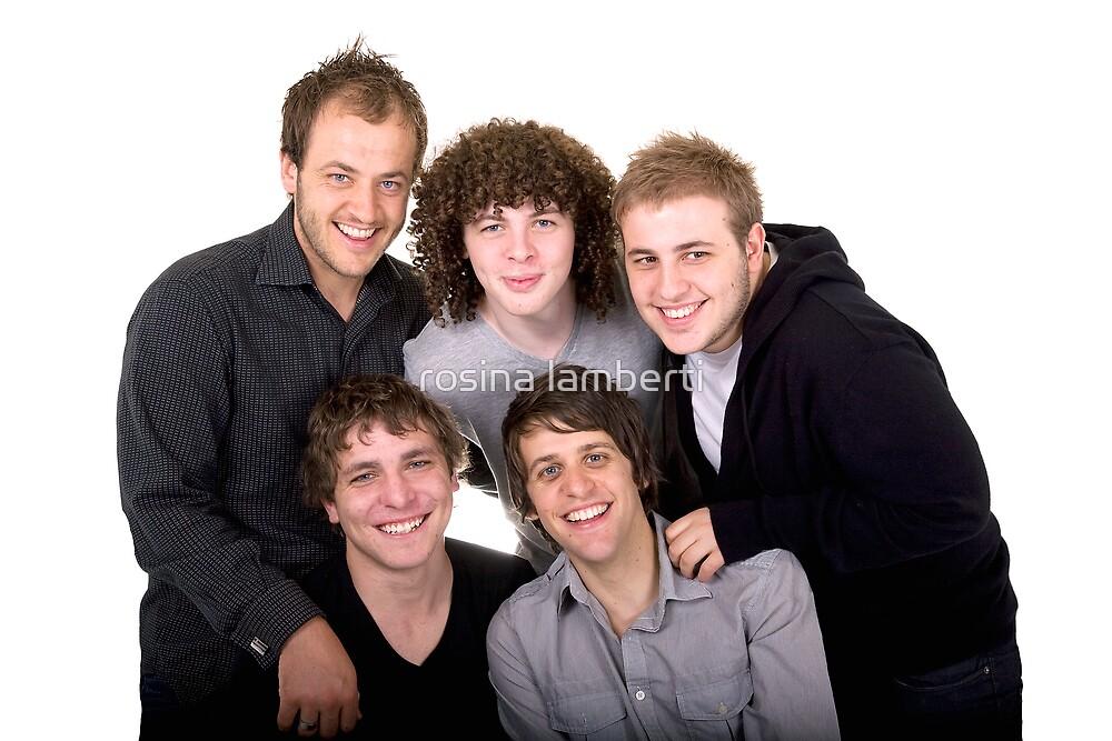 The Boys by Rosina  Lamberti