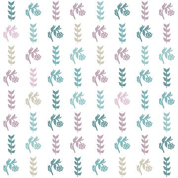 Floral pattern by SomStock
