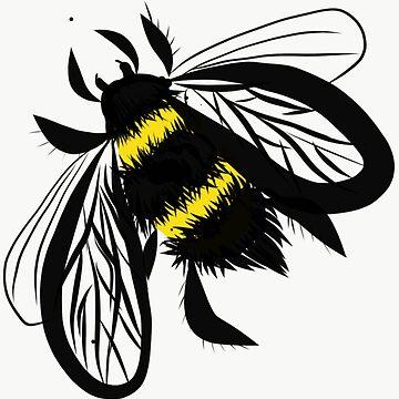 Bee by Sofiazueva