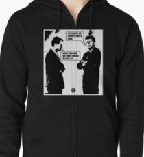 Dead Kennedys We Should Start A Band Zipped Hoodie