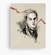 Professor Moriarty Canvas Print