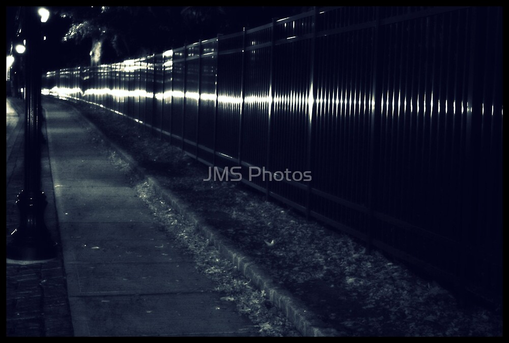 it was nighttime when... by JMS Photos