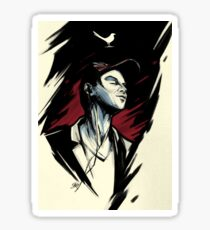 The Thieving Magpie Sticker