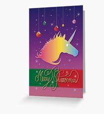 Merry Queermas - Version 4 Greeting Card
