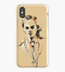 Jim Moriarty iPhone Case
