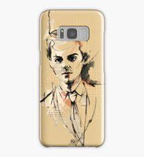 Jim Moriarty Samsung Galaxy Case/Skin