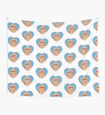 goggles doggo Wall Tapestry