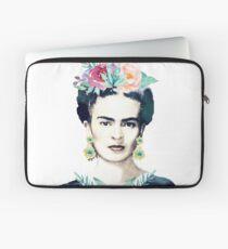 Watercolor Frida Kahlo  Laptop Sleeve
