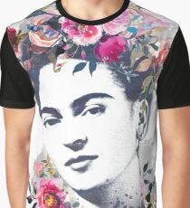 Viva la Frida Graphic T-Shirt