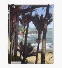Majestic New Zealand Nikau Palms iPad Case/Skin