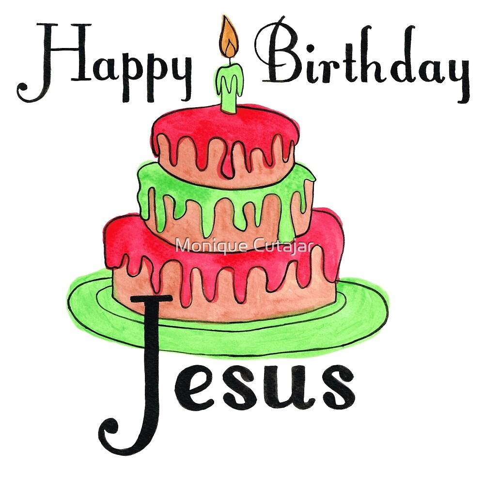 Jesus' Birthday by Monique Cutajar