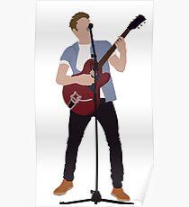 Póster Guitar Niall