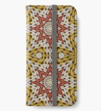 Grandma's knitted square No2. iPhone Wallet/Case/Skin