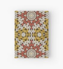 Grandma's knitted square No2. Hardcover Journal