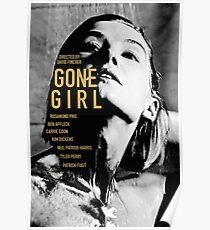 GONE GIRL 4 Poster