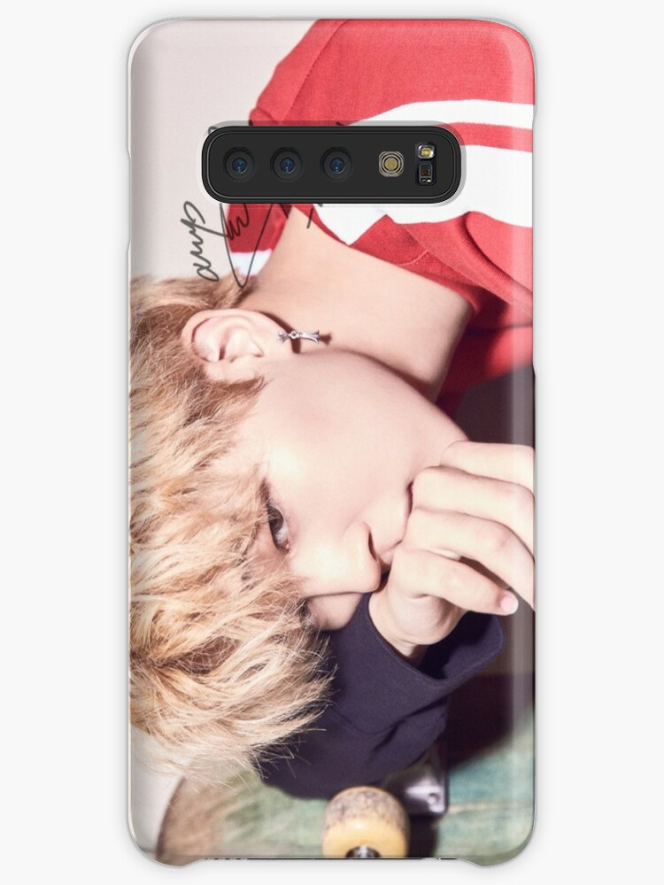 new styles 71f3f bbbad 'BTS phone case #55 (jimin)' Case/Skin for Samsung Galaxy by parkjimin