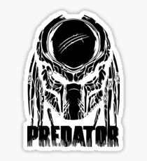 The Predator Yautja Sticker