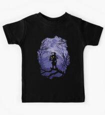 Zelda Majora's Mask Skullkid  Kids T-Shirt