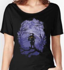 Zelda Majora's Mask Skullkid  Women's Relaxed Fit T-Shirt