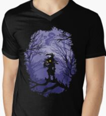 Zelda Majora's Mask Skullkid  Men's V-Neck T-Shirt