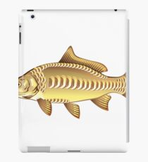 Mirror Carp iPad Case/Skin