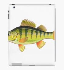 Yellow Perch iPad Case/Skin