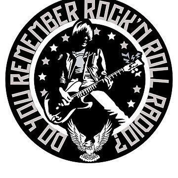 Rock'n Roll Radio by drazgon