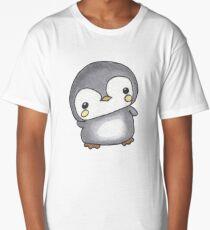 Chubby Penguin Long T-Shirt