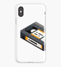VHS tape ISO iPhone Case/Skin