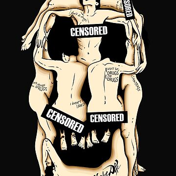 Censured Dalì by 0990dav