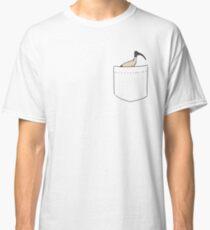 Pocket Bin Chicken Classic T-Shirt
