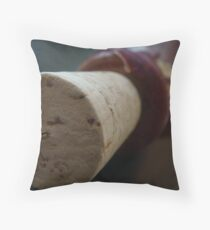 Corked Throw Pillow