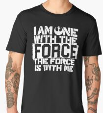 One With The Force XX126 Best Product Men's Premium T-Shirt