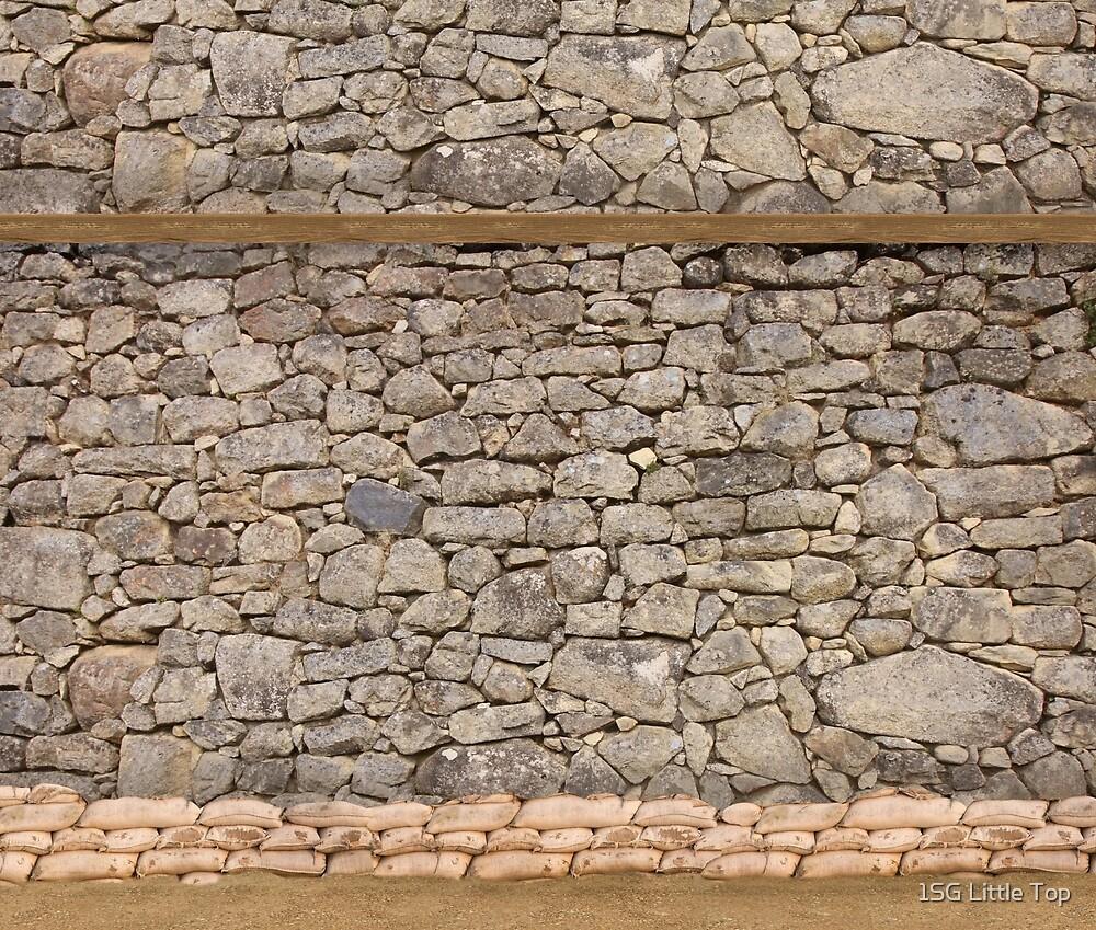 Bunker Rock Wall by 1SG Little Top