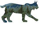 Lynx Landschaft von Aethel-92