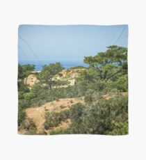 Torrey Pines - Unexpected Wilderness on the Southern California Coast Scarf