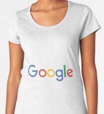 Google Women's Premium T-Shirt