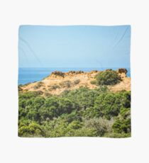 Torrey Pines California - Chaparral on the Coastal Cliffs Scarf