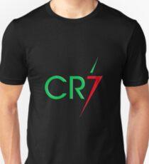 cr7 - logo 3d T-Shirt