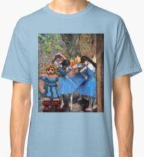 Guybrush dancer in blue Classic T-Shirt