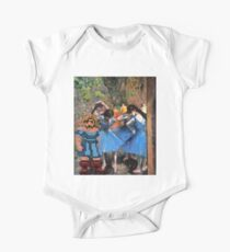 Guybrush dancer in blue Kids Clothes