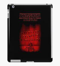 Stranger Things Alphabet iPad Case/Skin