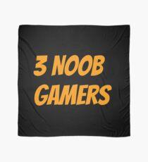 3 noobs shirts Scarf
