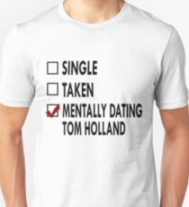Dating Mr Holland Unisex T-Shirt